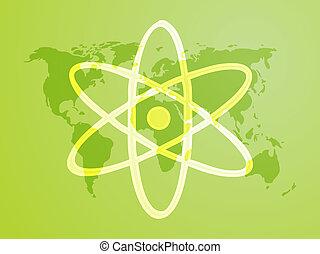Atomic symbol