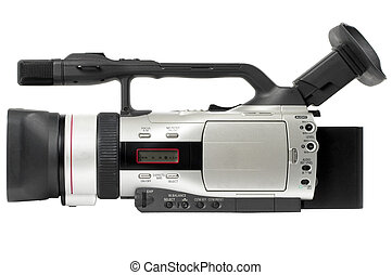 Semi professional camcorder - Semi professional video...