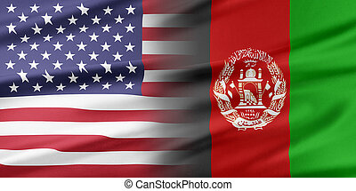 United States Flag. Flag with a beautiful glossy silk...