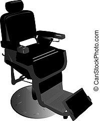 barber chair clip art - photo #11