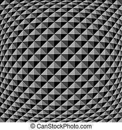 Geometric pattern. Textured background. - Geometric pattern....