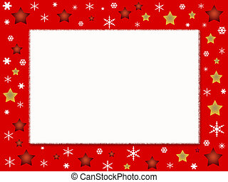 Christmas design - Christmas photo frame