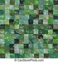 Colorful tiles pattern
