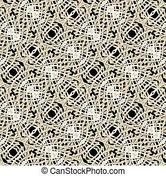 Modern Arabesque Pattern