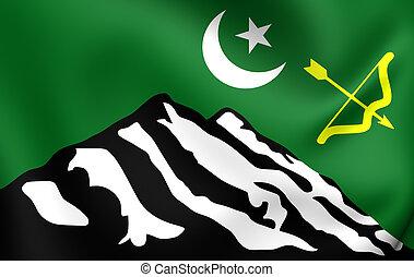 Flag of Hunza