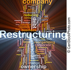 Restructuring word cloud box package - Software package box...