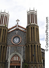 cathedral of the immaculate conception port of spain...