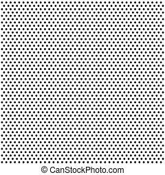 Abstract Polka Dot Background - Abstract Polka Dot Vector...