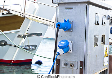 Electricity Supply for Yachts
