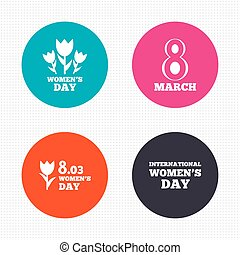 8 March Womens Day ic