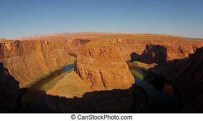 Horseshoe Bend Sunrise Time-lapse 4