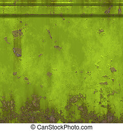 rusty metal texture - An illustration of a nice seamless...