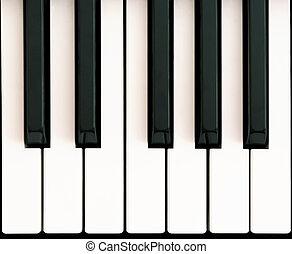 Octava, piano