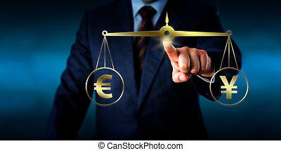 Torso Equating The Euro At Par With The Yuan - Torso of a...