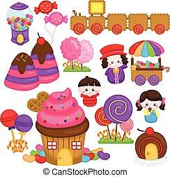 Candyland Fantasy
