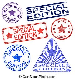 Special Edition Stamps