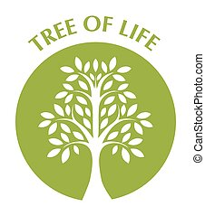 tree of life and text