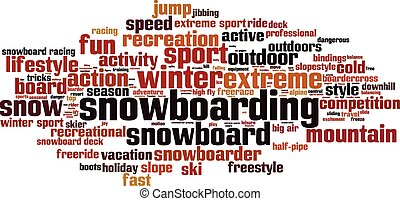 Snowboarding-horizon [Converted].eps - Snowboarding word...