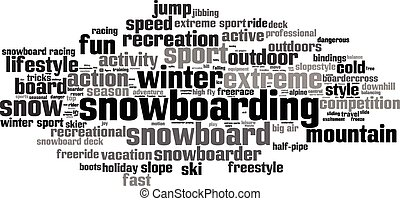 Snowboarding-horizon1 [Converted].eps - Snowboarding word...