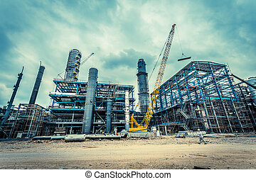 steelmaking factory