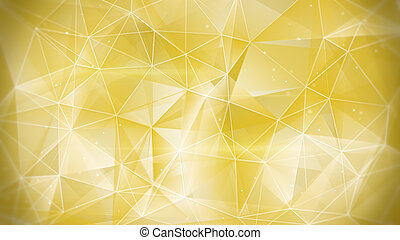abstract gold web background - gold web. computer generated...