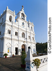Goa. Church of Mary Immaculate Conc