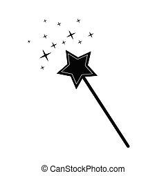 Magic rod Illustrations and Clip Art. 370 Magic rod ...