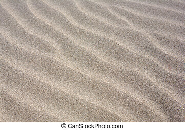 sand in the beach