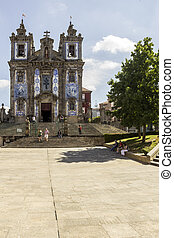 Church of Saint Ildefonso - Igreja de Santo Ildefonso -, an...