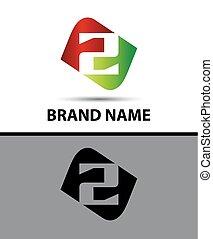 Number 2 logo