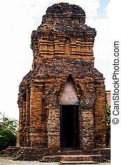 Thap Poshanu TowersAsia VietnamPhan Thiet - Asia VietnamPhan...