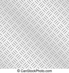 Diamond Plate Metal Background - Metal diamond chequer...