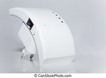 Wireless access point - wi-fi repeater for communication...