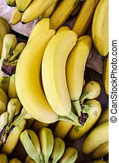 bananas full frame
