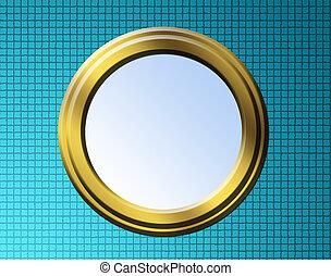Round window -...