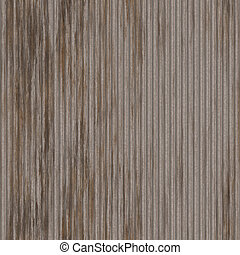 Corrugated metal ridged surface with corrosion seamless...