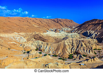 Valley of the Dead Sea