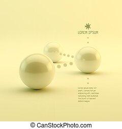 Business 3d concept vector illustration. - Business 3d...