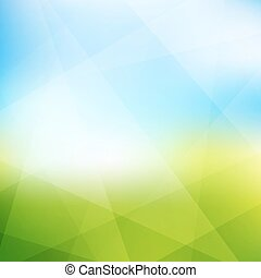 Nature background Modern pattern Abstract vector...
