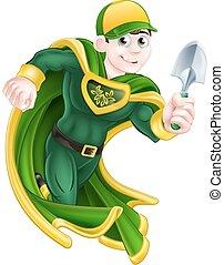 Super Hero Gardener