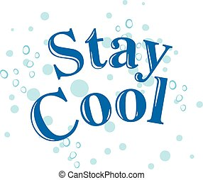 Stay cool Vector Clipart Royalty Free. 122 Stay cool clip ...