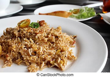 Chinese fried rice