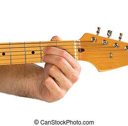 Guitar A7 Chord