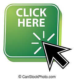 Click Here Icon - An image of a click here icon