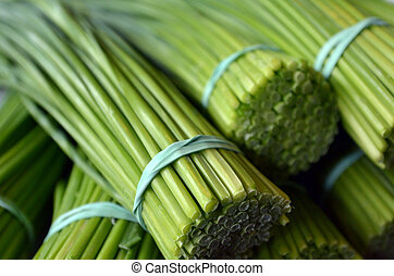 Lemongrass bunch - Asia Lemongrass bunch in Chinatown...