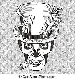 day of the dead, baron samedi image