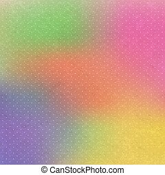 Abstract rainbow background Grunge bright background Vector...