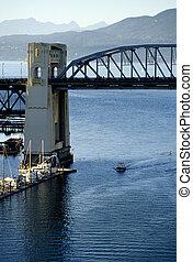 Vancouver bridge- Canada
