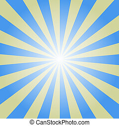 Background - Illustration abstract blue-yellow background in...