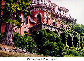 Harry Packer Mansion Jim Thorpe Pennsylvania